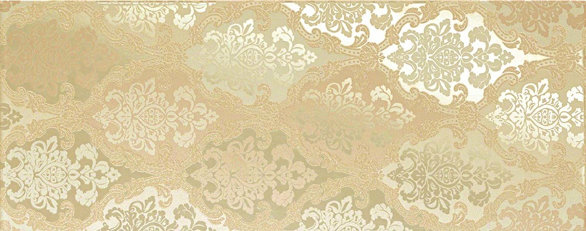 Desire Champagne Damask, 20x50